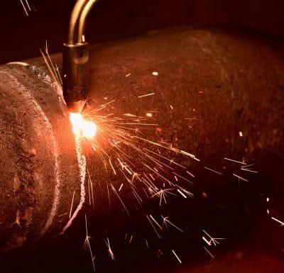 will plasma cutter cut rusty metal